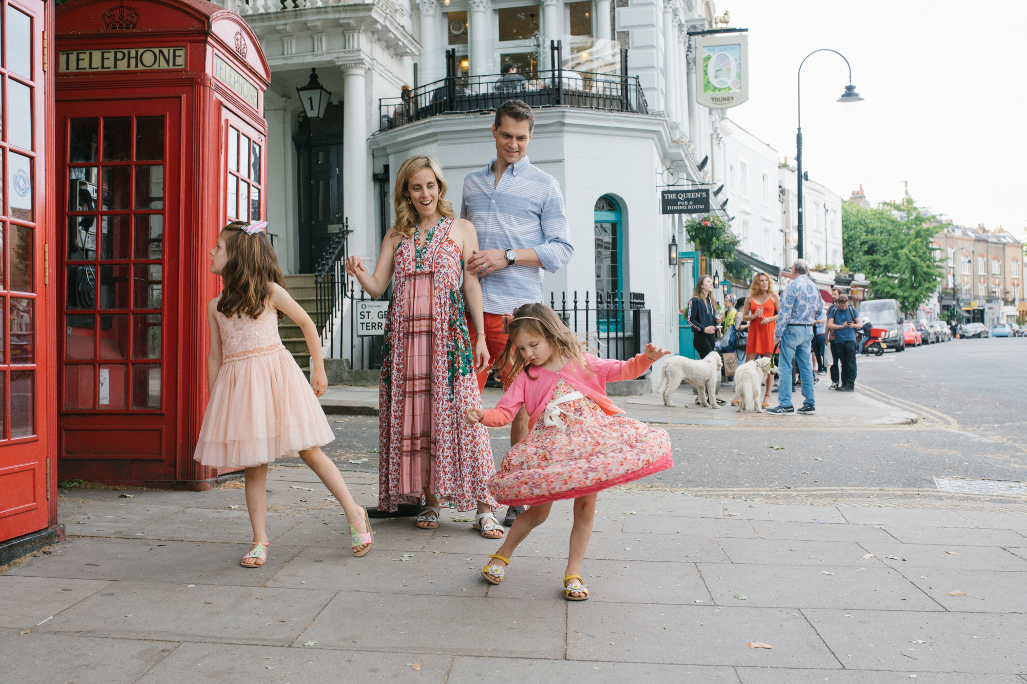 London family lifestyle photographer