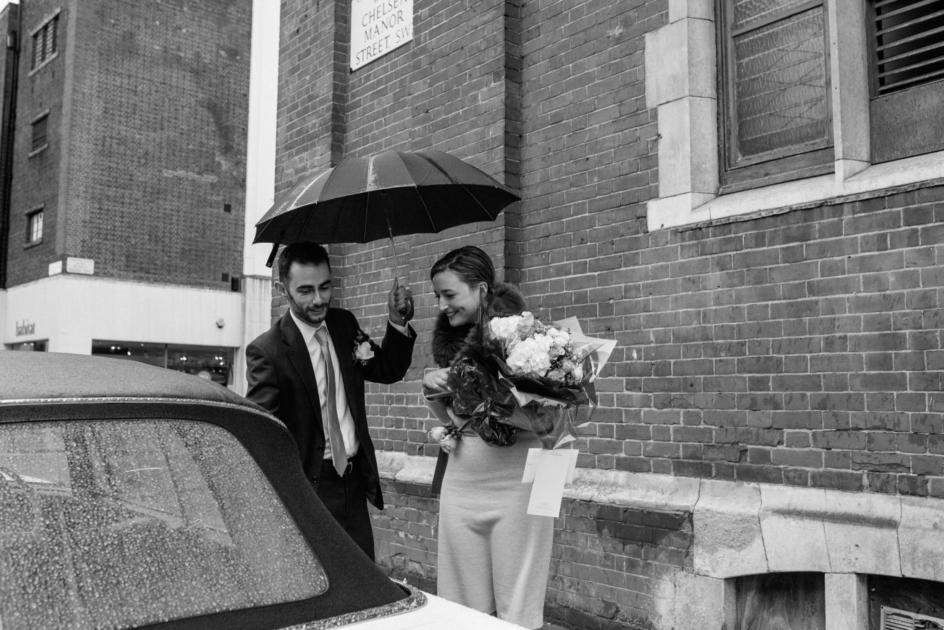 Chelsea Town Hall wedding Part1 London Children Photography