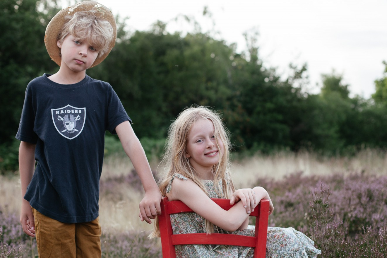 On location lifestyle photography for families London Children Photography