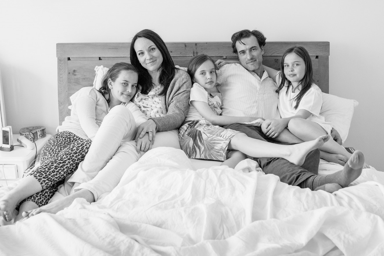 Family and child portrait photographer London London Children Photography