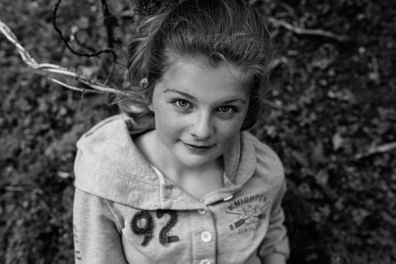 Wales in spring, natural childrens photographer London Children Photography