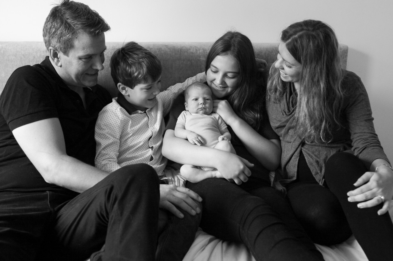 Newborn Baby & family photographer, London London Children Photography