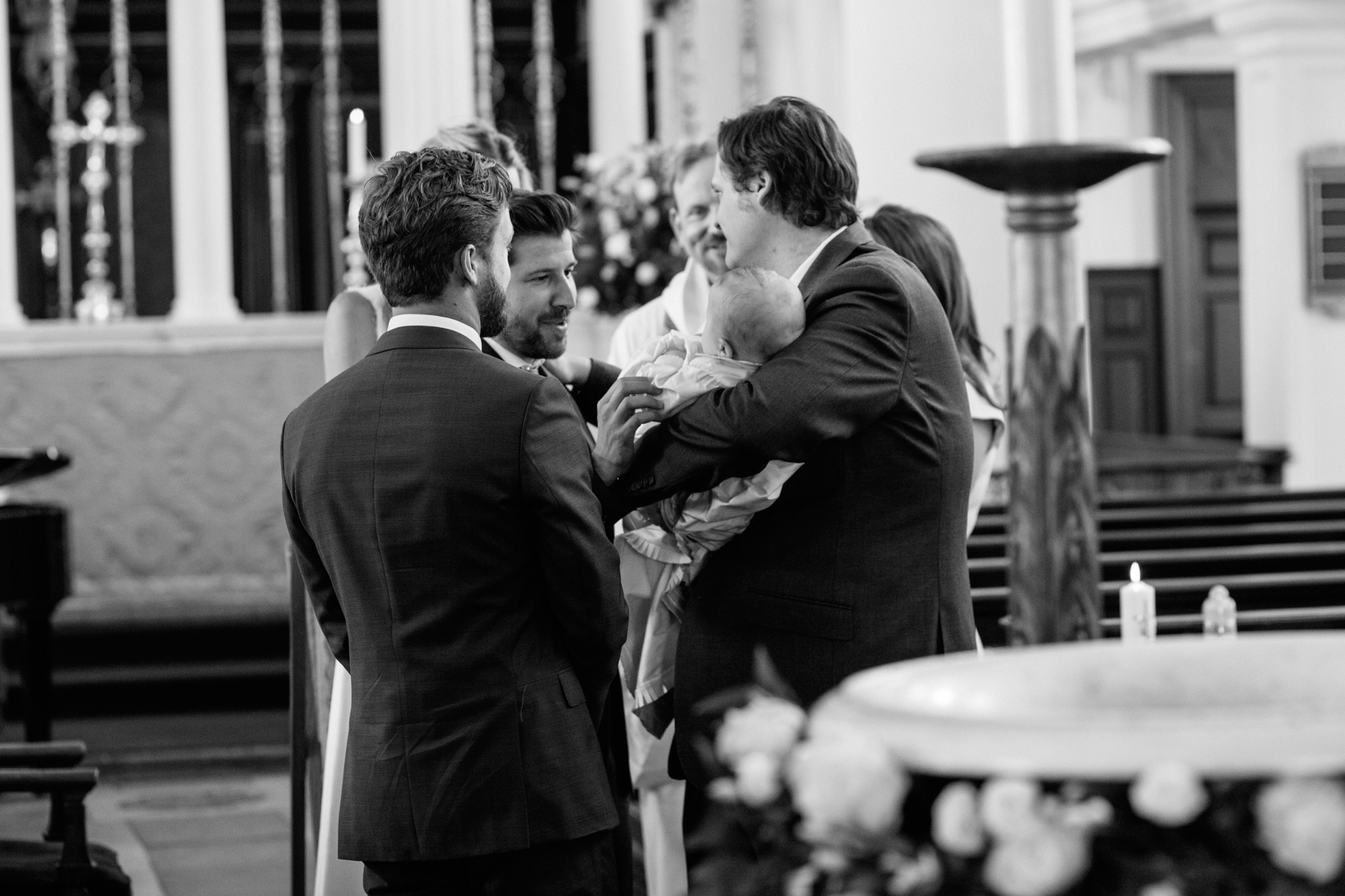 Christening in Londons Mayfair London Children Photography