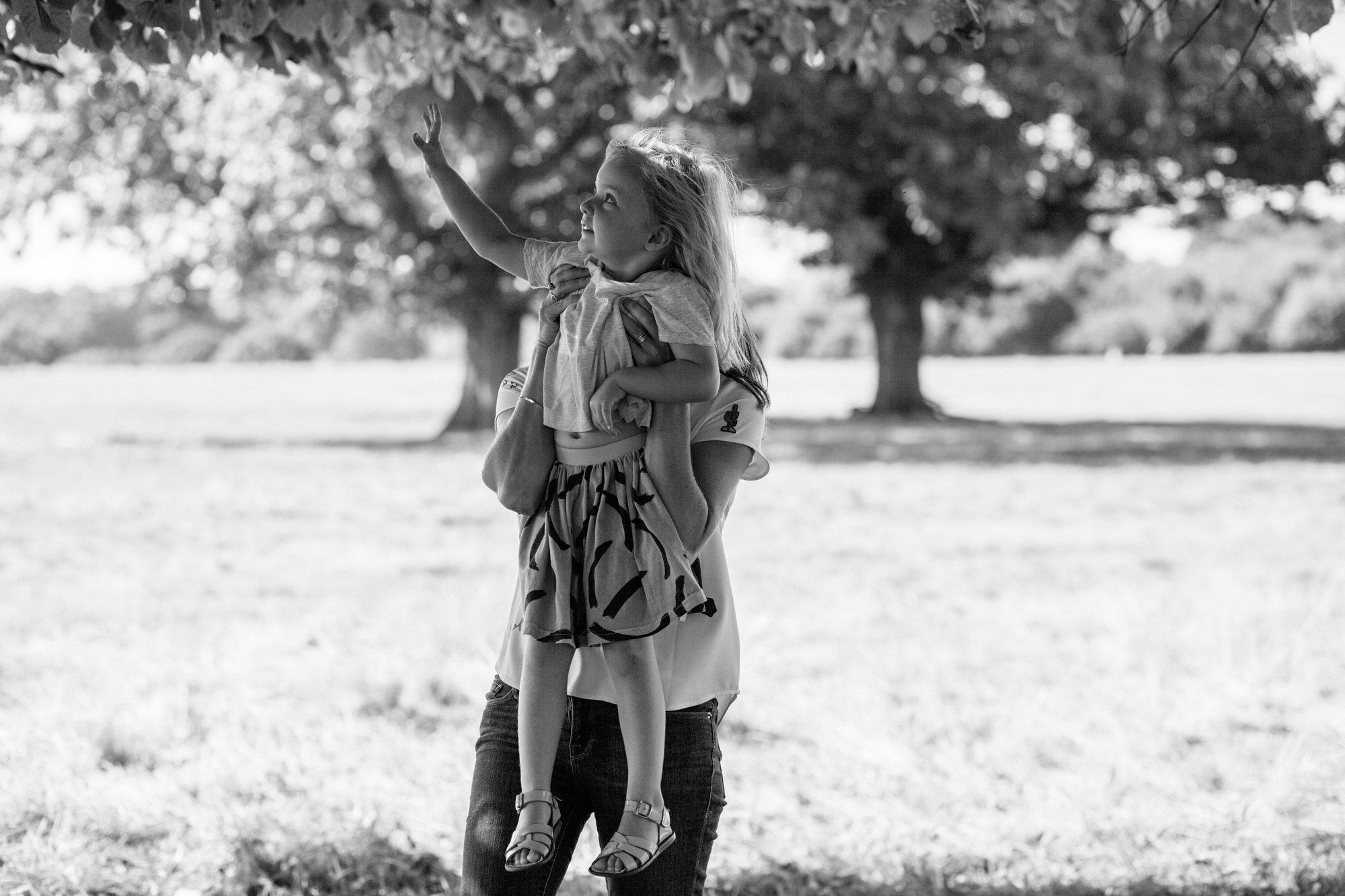 Richmond and Sheen family photographer London Children Photography