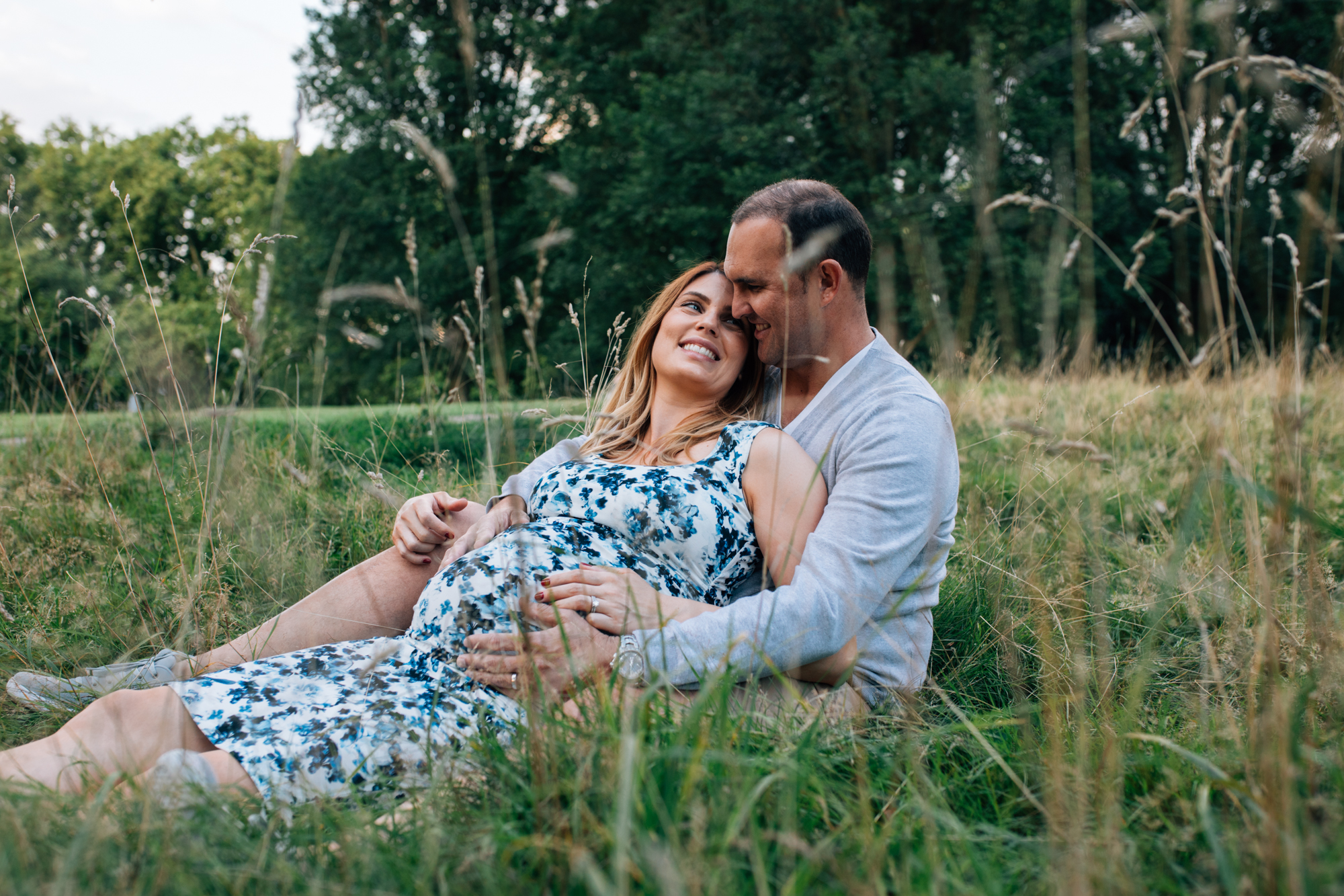 Maternity photography in Primrose Hill, London London Children Photography