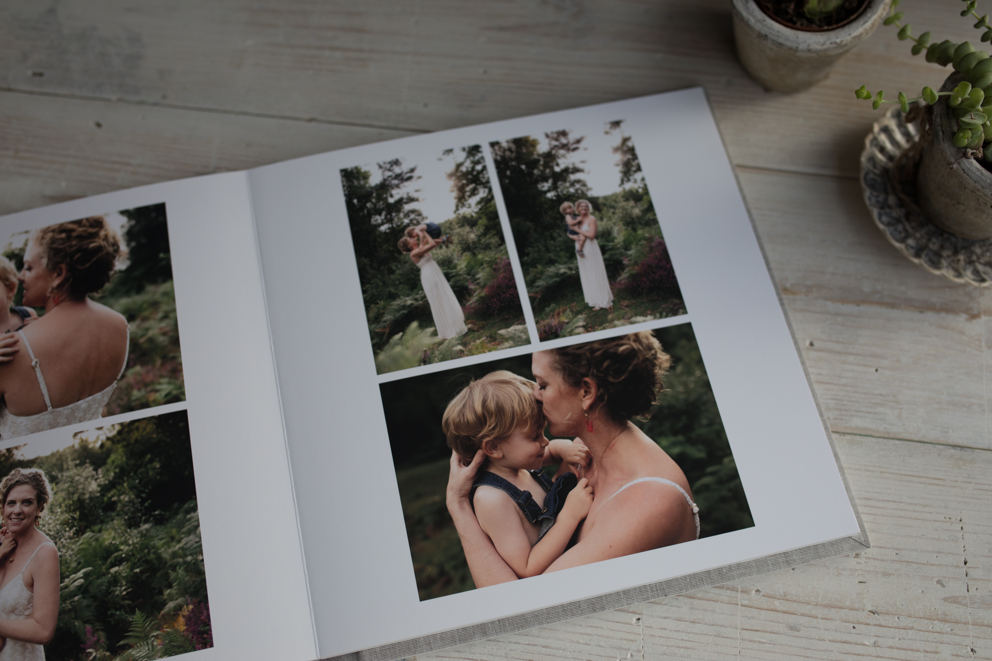 frames, mounts and albums London Children Photography