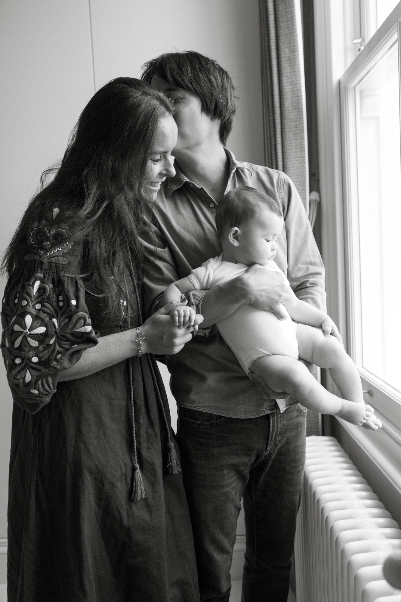 Baby and family lifestyle photography portraits, London London Children Photography
