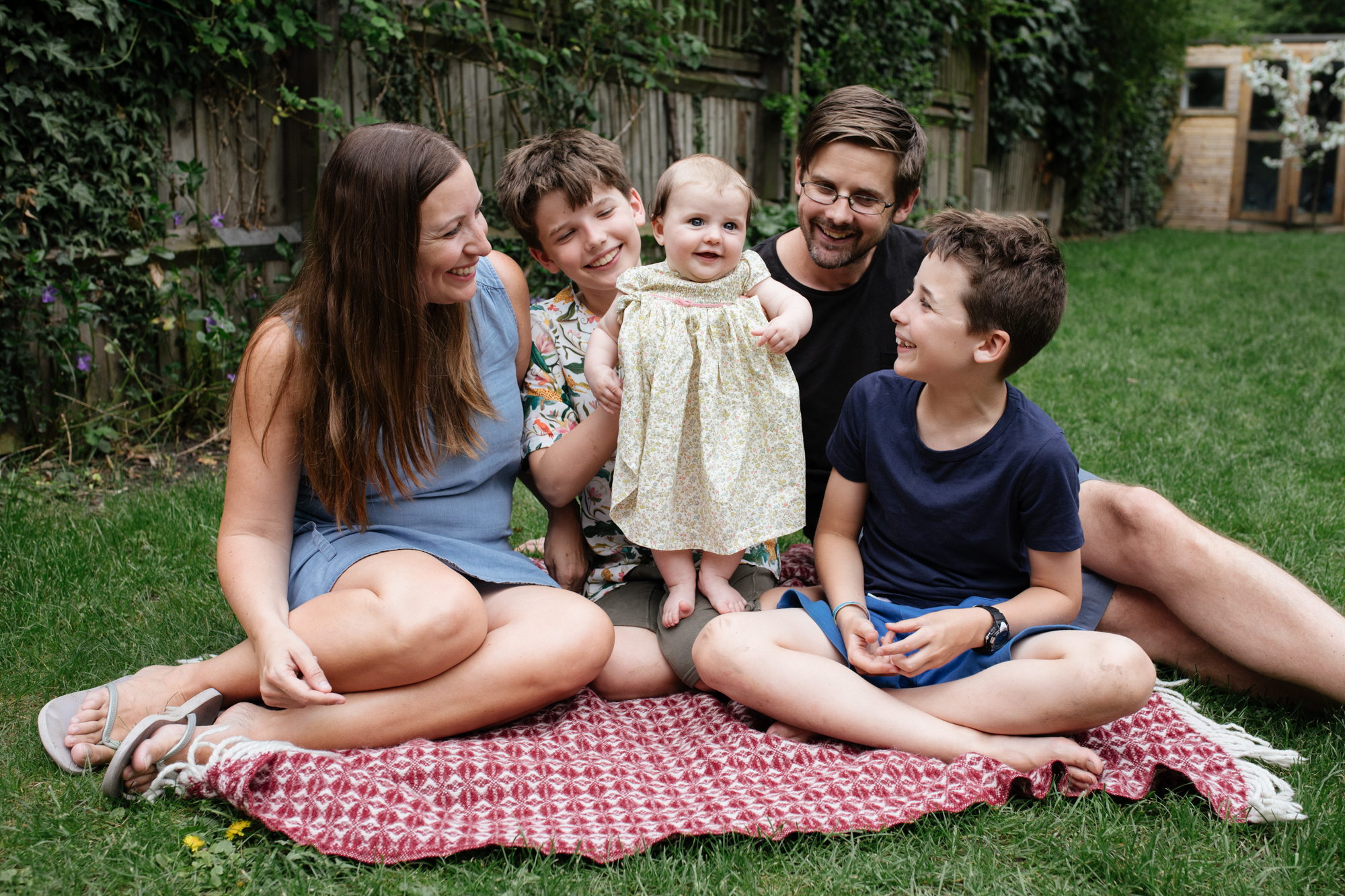family lifestyle photography London