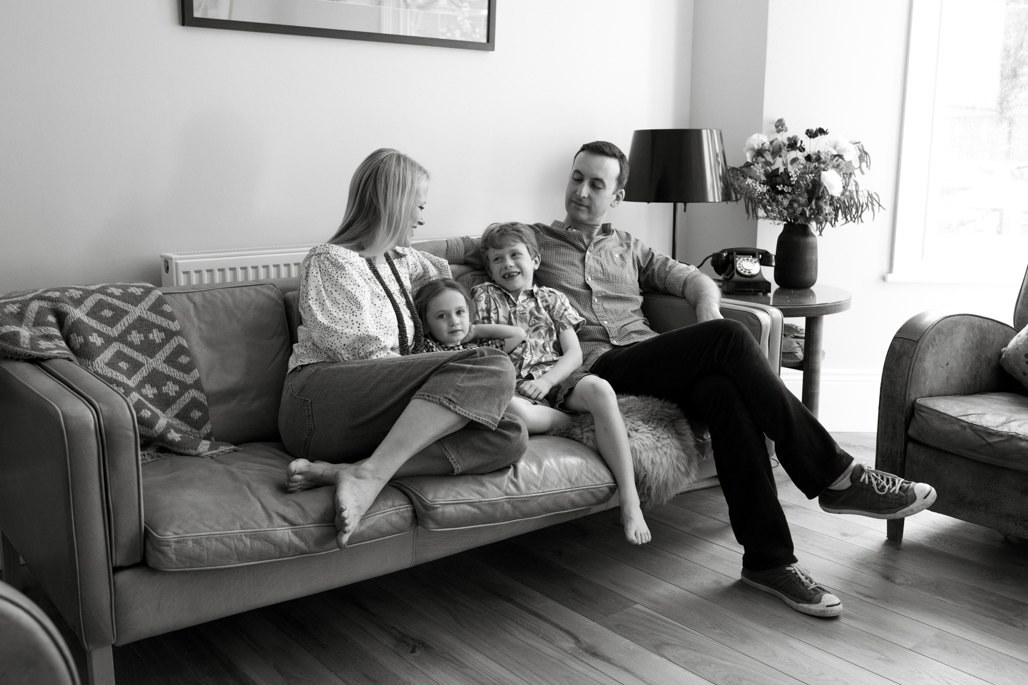 Family portrait photography, North East London London Children Photography