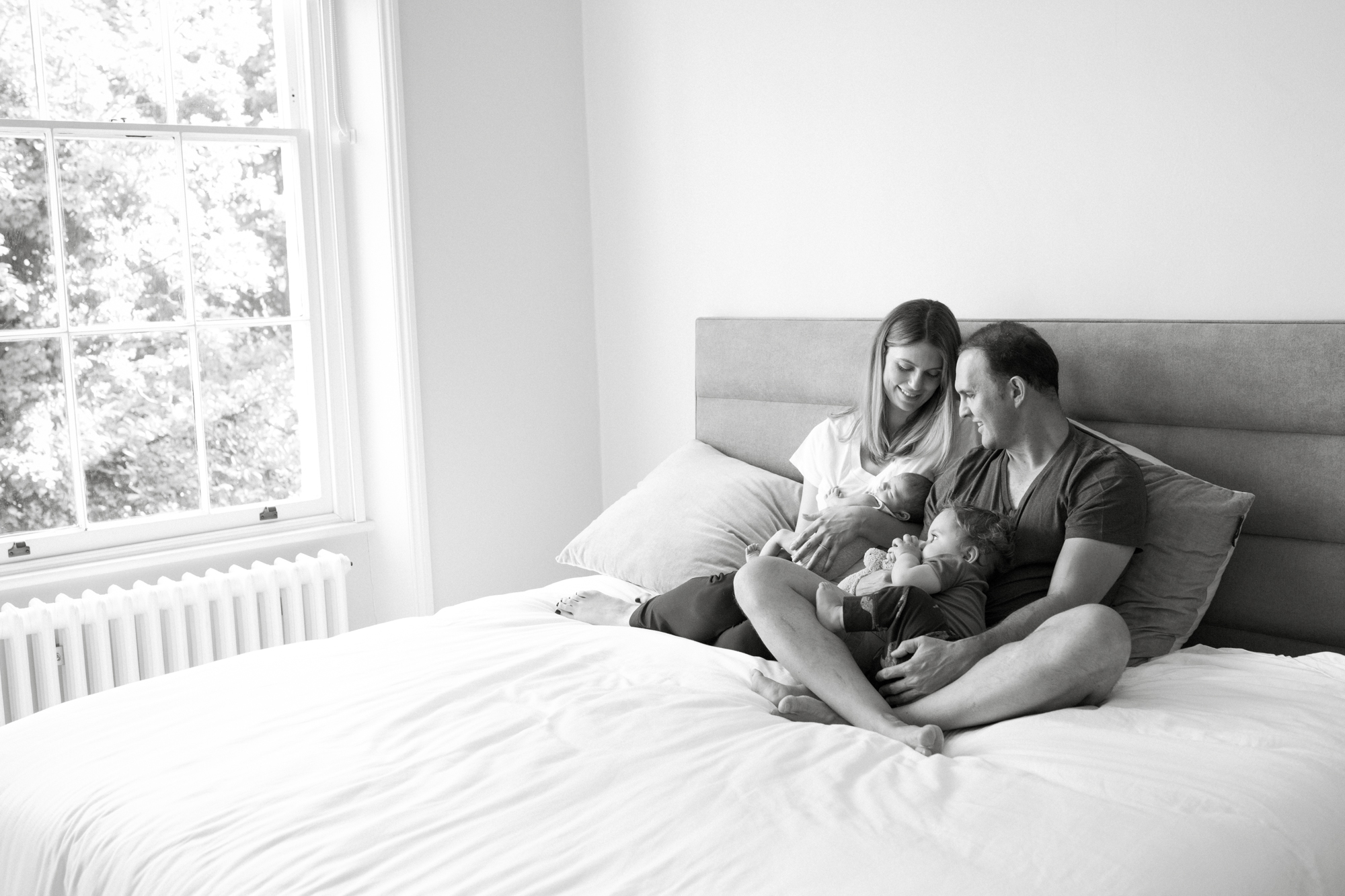 Primrose Hill newborn & maternity portraits London Children Photography