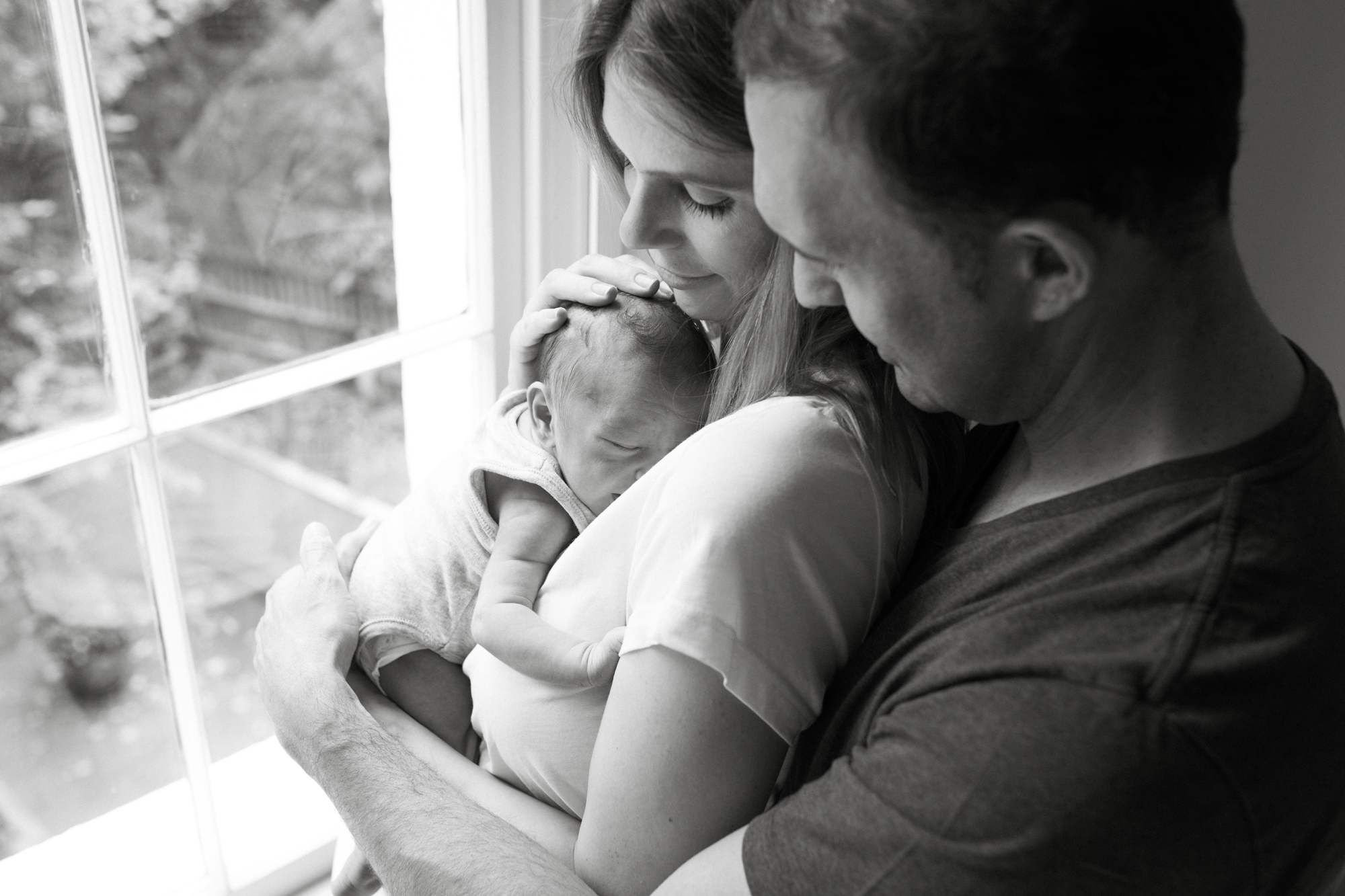 newborn baby & family photographer London