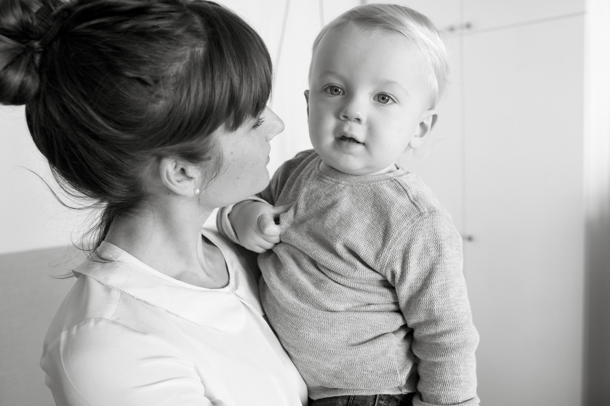 Motherhood portrait photography session London London Children Photography